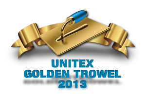 golden trowel